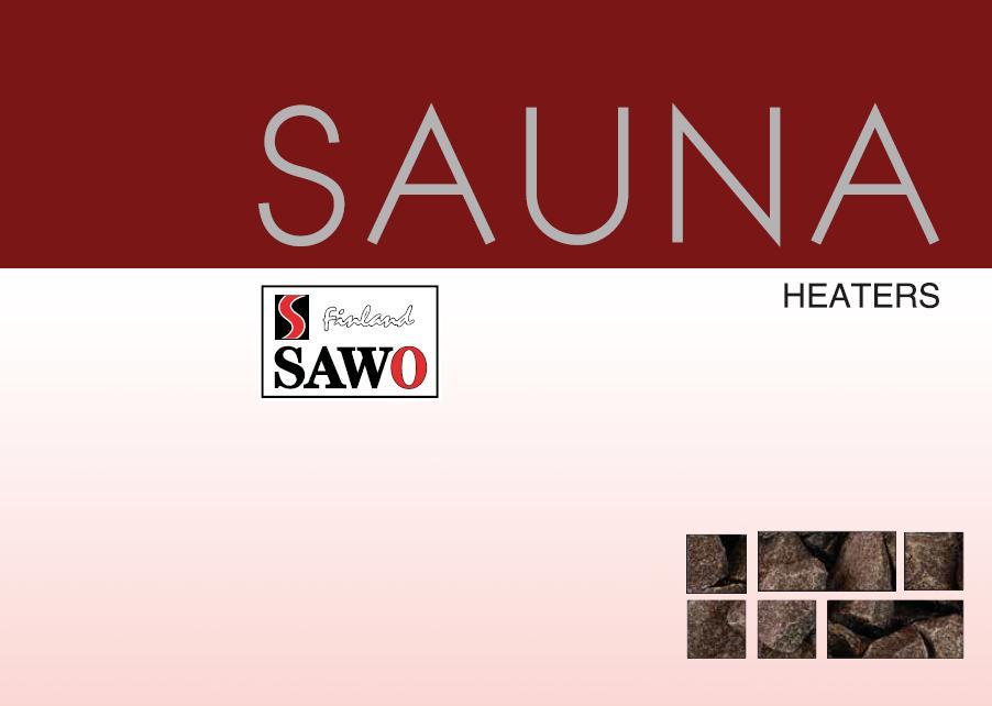 Broszura zpiecami Sawo