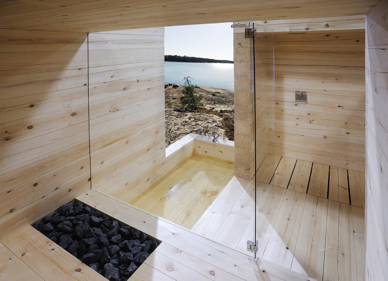Kyly sauna piękna izachwycająca