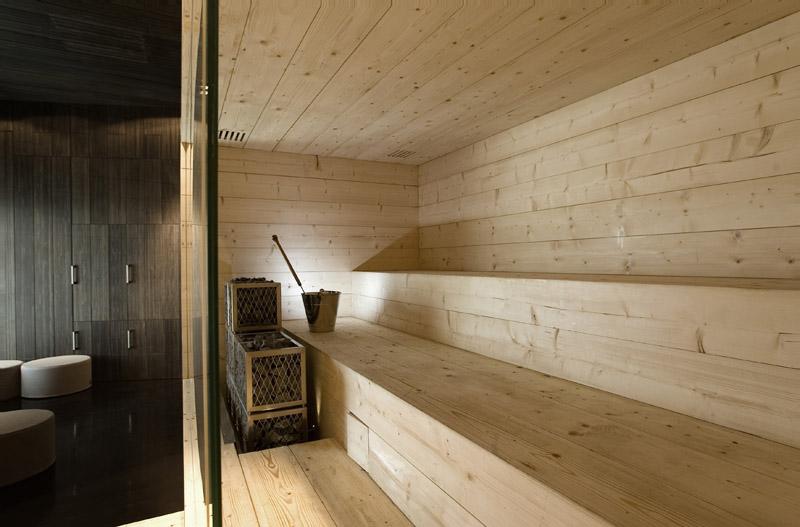 Sauna fińska zpiecem IKI