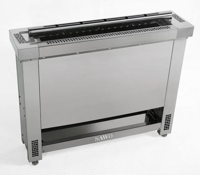 Piec sawo hidden heater Helius