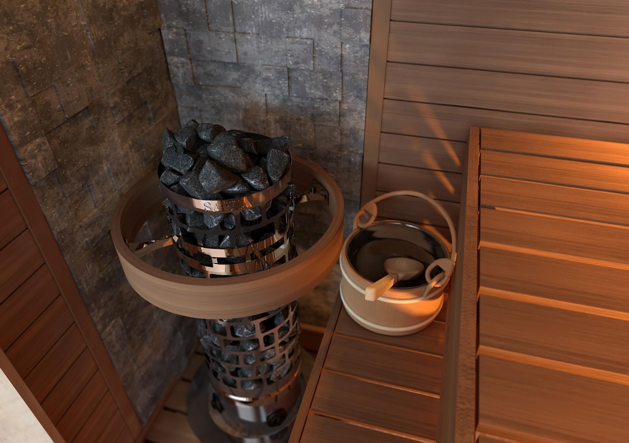 piec do sauny Sawo Aries